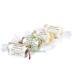 Fürdőbomba sheavajas (kamilla)