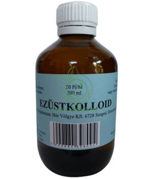 Ezüstkolloid (200 ml)