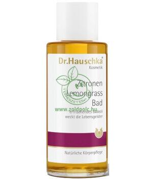 Dr. Hauschka fürdőolaj (citrom-citromfű,10ml)