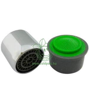 Víztakarékos perlátor fémgyűrűvel (belső,2liter)