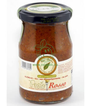 Pesto rosso bio, Bio Berta
