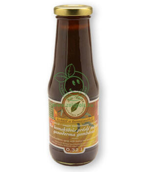 Homoktövis préslé bio, Bio Berta (mézzel-ganodermával)