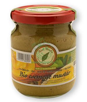 Mustár csemege bio, Bio Berta