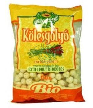 Bio kölesgolyó, Biopont (enyhén sózott)
