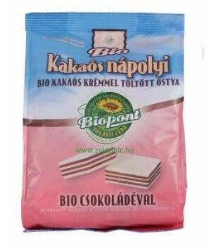 Bio nápolyi kakaós, Biopont