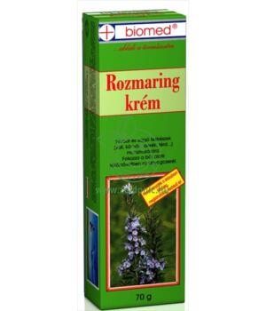 Rozmaring krém, Biomed
