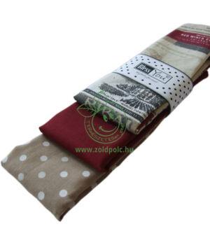 Textil zsebkendő 3 db-os, BlessYou (Férfi-Grand chateau)