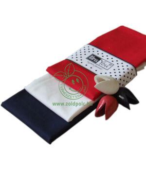 Textil zsebkendő 3 db-os, BlessYou (Női-Flamand)
