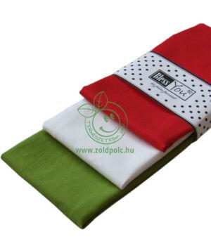 Textil zsebkendő 3 db-os, BlessYou (Női-Nemzeti)