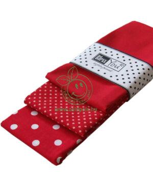 Textil zsebkendő 3 db-os, BlessYou (Női-Piroska és a farkas)