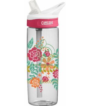 Camelbak bpa mentes gyerekkulacs (Floral headband,6dl)