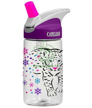 Camelbak bpa mentes gyerekkulacs (Snow Leopard,4dl)