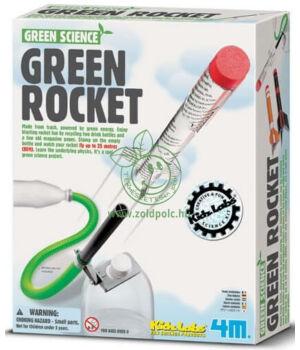 Készíts PET palack rakétát