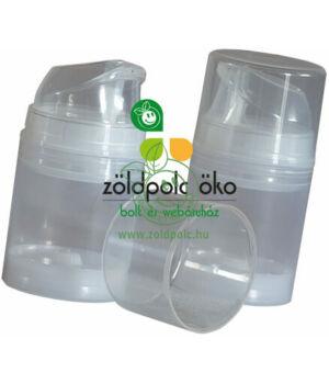 Krémadagoló, víztiszta (50ml)