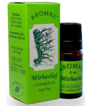 Aromax illóolaj (mirha)