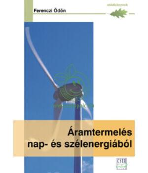 Áramtermelés nap- és szélenergiából