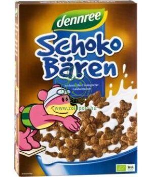 Csokimacik, Dennree