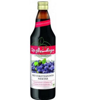 Dr. Steinberger gyümölcslé, bio (fekete áfonya)