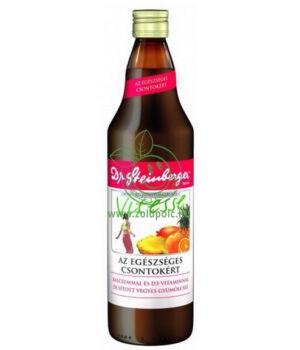 Dr. Steinberger Vitesse gyümölcslé (egészséges csontokért)