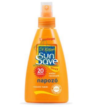 Dr. Kelen Sunsave F20 napozó spray