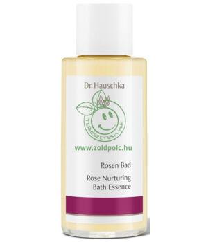 Dr. Hauschka fürdőolaj (rózsa,100ml)