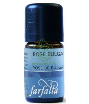 Farfalla illóolaj bio (bolgár rózsa 10%)