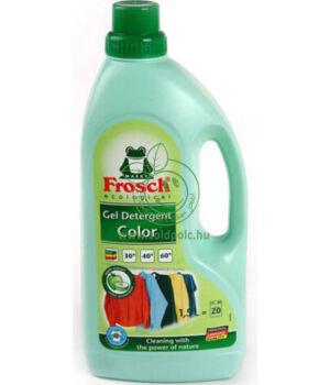 Frosch folyékony mosószer színes ruhákhoz