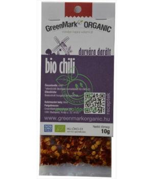 Fűszer bio, GreenMark (Chili)