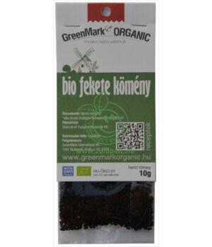 Fűszer bio, GreenMark (Fekete kömény)