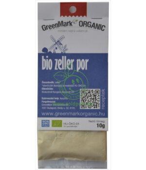 Fűszer bio, GreenMark (Zeller por)