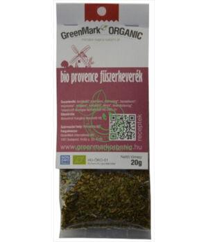 Fűszerkeverék egzotikus bio, GreenMark (Provence)