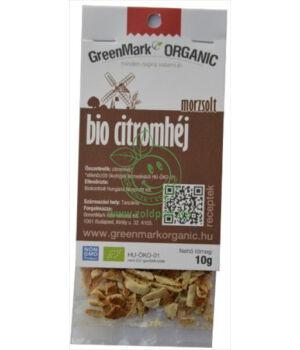 Fűszerkeverék süteményhez bio, GreenMark (Citromhéj-morzsolt)
