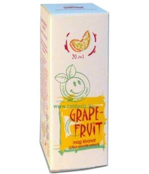 Grapefruit mag kivonat (20ml)