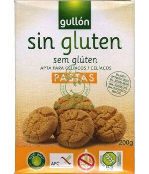 Gluténmentes keksz pastas, Gullon