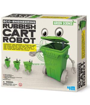 Készíts szelektív kuka robotot