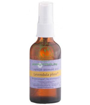 Levendula plusz spray bio, Levendárium