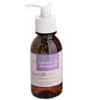 Levendula aromavíz bio, Levendárium