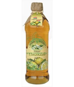 Méhes Mézes szörp, különleges (limonádé)