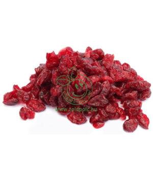 Aszalt vörösáfonya, Natúr-nasi
