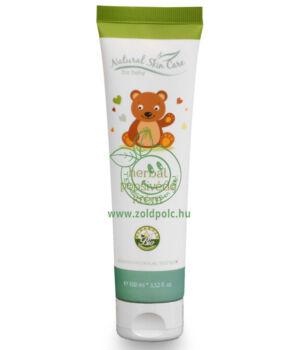 Natural Skin Care herbal baba popsivédő krém