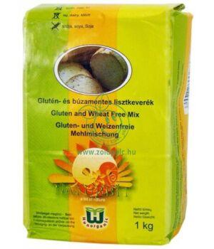 Glutén- és búzamentes liszt, Naturbit