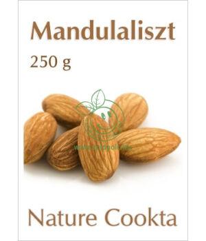 Mandulaliszt, Nature Cookta (250g)