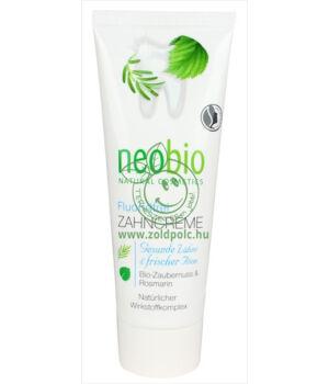 Neobio fogkrém (fluoridmentes)