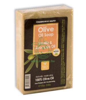 Olívaszappan, görög (vanília-avokádó)