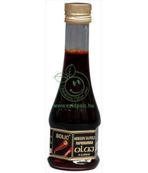 Paprika olaj, Solio (Csípős)