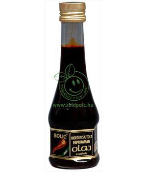 Paprika olaj, Solio (Édes)