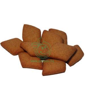 Bio almás-csicsókás kocka, Piszkei öko