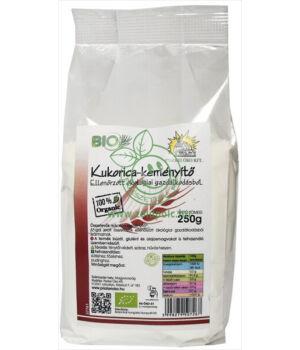 Bio kukorica keményítő, Piszkei