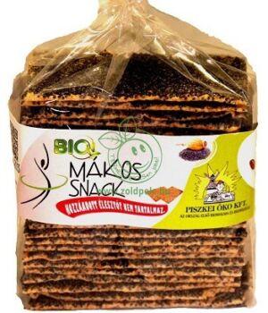 Bio snack, Piszkei öko (mákos)