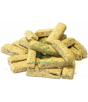 Bio sós teasütemény, Piszkei öko (bazsalikomos)